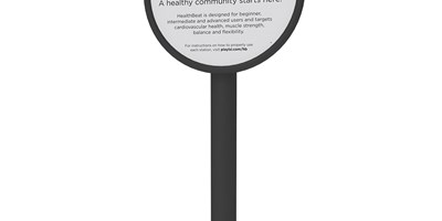 HealthBeat® Welcome Sign