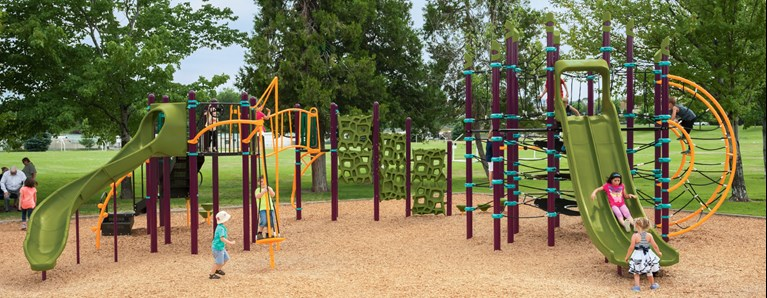 How To Design Safe Challenging, Ideas For Playgrounds