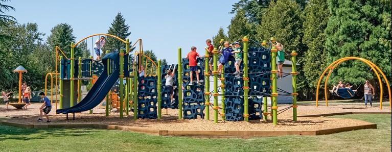 Developmental Benefits of Playground Equipment | Landscape Structures, Inc.