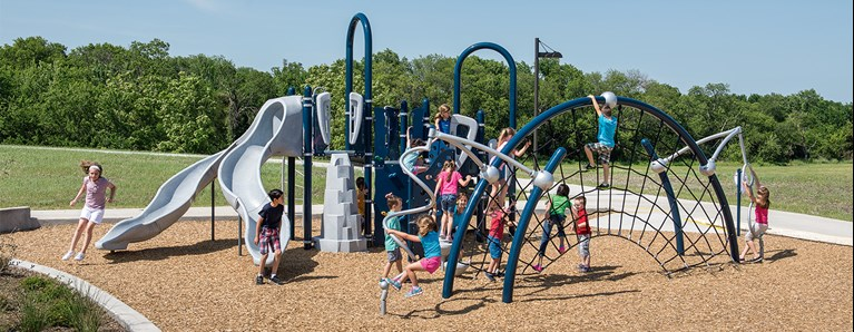 Playground Equipment for Ages 5 to 12