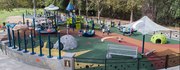 Benefits of Community Playgrounds | Landscape Structures, Inc.