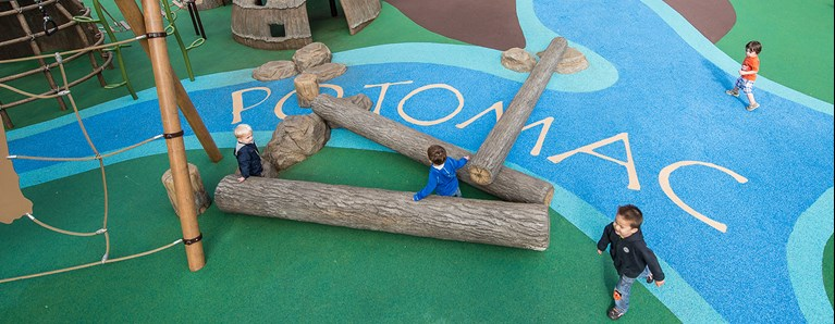 PebbleFlex® Playground Surfacing