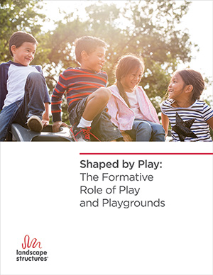 Shaped by Play: The Formative Role of Play and Playgrounds