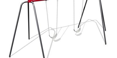 5000 Series Swing Frame 8' Height Anti-Wrap Hangers