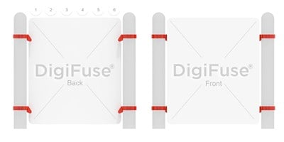 DigiFuse® Barrier Panel w/Medallions