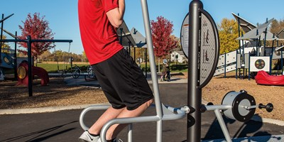 HealthBeat® Pull-Up/Dip