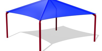 CoolToppers® Pyramid (28'x28')