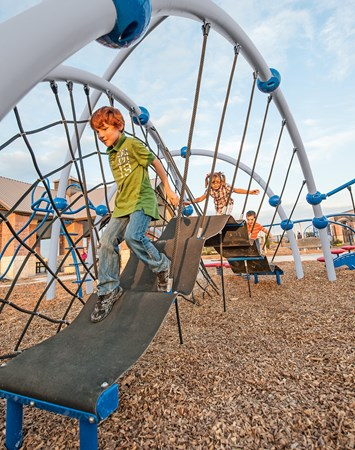 Evos 174 Belt Zone Climber Wavy Climber For Kids