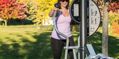 HealthBeat® Elliptical