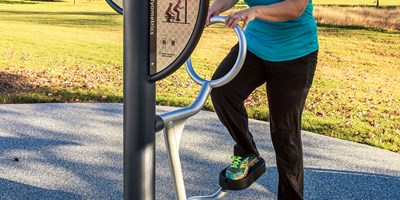 HealthBeat® Cardio Stepper