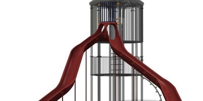 12' Tower Gemini SlideWinder2®