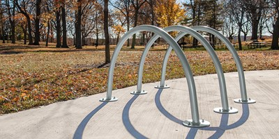 Arches Bike Rack - Single