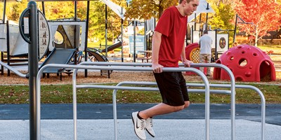 HealthBeat® Parallel Bars