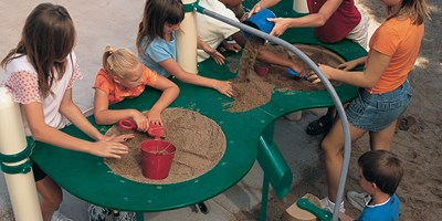 Elevated Sand Table