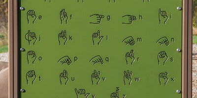 Sign Language Panel