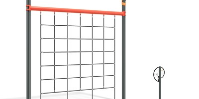 FitCore™ Extreme Vertical Cargo Net (13+)