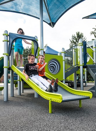 Rollerslide Wide Slide With Individual Rollers For