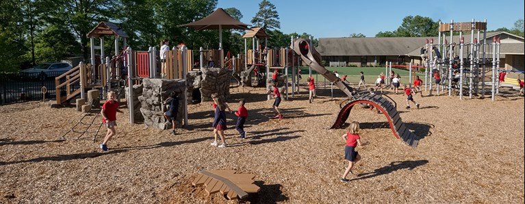 Why Should Schools have Playgrounds?