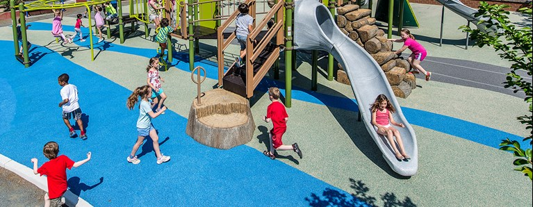 Safety Surfacing of Play Areas