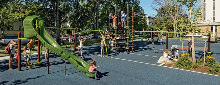 How Much Does Playground Surfacing Cost?