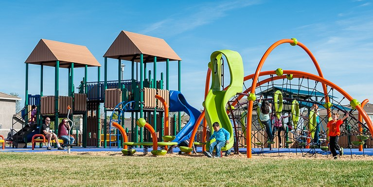 Maintaining Safe Play Environments