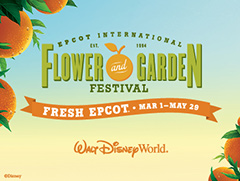 Epoct® International Flower & Garden Show