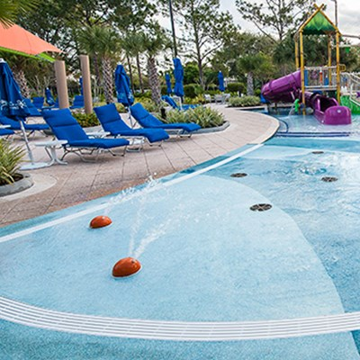 View Waterplay Surfacing Warranty