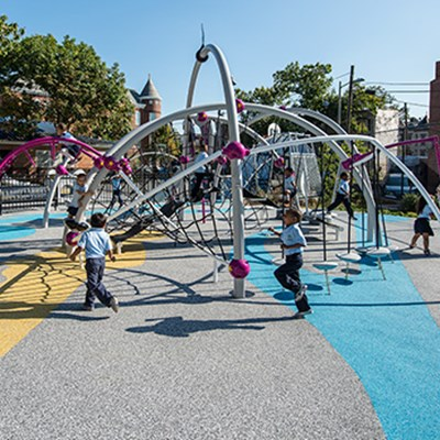 View Playground Surfacing Warranty