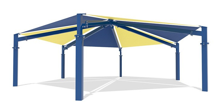 Playground Shade Structures Landscape Structures