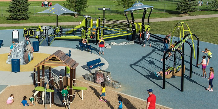 Inclusive Playspace Design: A Planning Guide