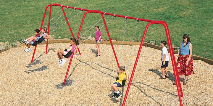 Playground Swings for Commercial Playgrounds - Landscape ...