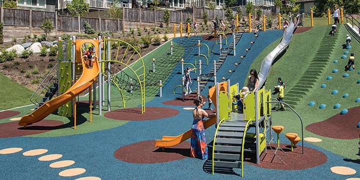 Trends in Play Space Design