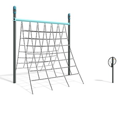 FitCore™ Extreme A-Frame Cargo Net (5-12))