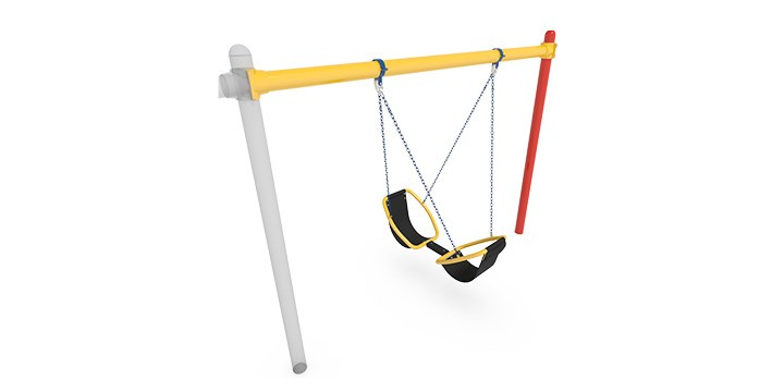 "Friendship® Swing -52"" Bury Additional Bay"