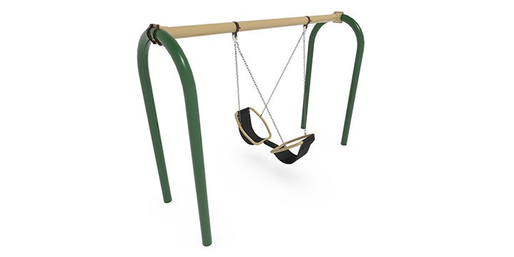 Friendship® Swing - Single Bay