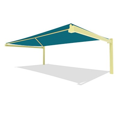 View SkyWays Cantilever 20' x 36')