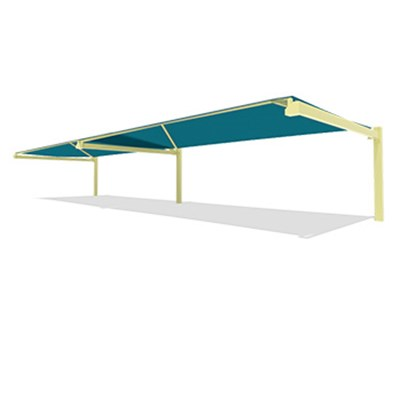View SkyWays Cantilever 20' x 72')