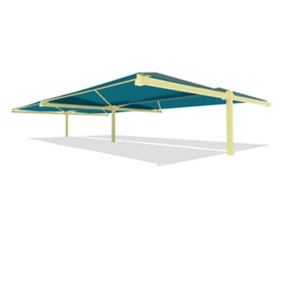 View SkyWays Cantilever Back-to-Back 40' x 72')