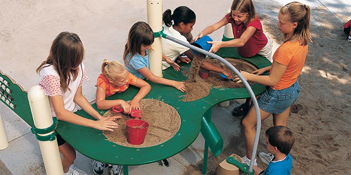 Sensory Playground Equipment For All Ages Amp Abilities