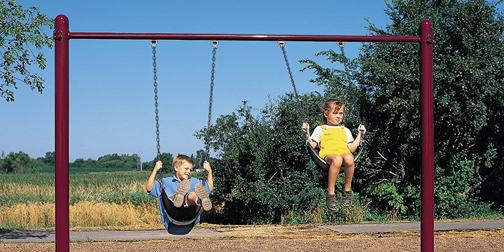 Playground Swings Landscape Structures