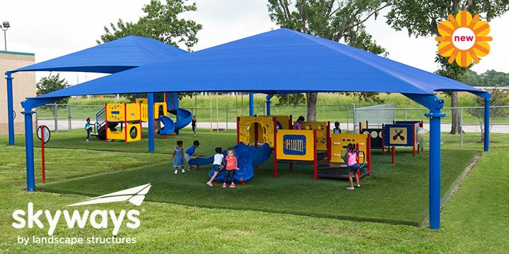 Playground Shade Sails and Structures