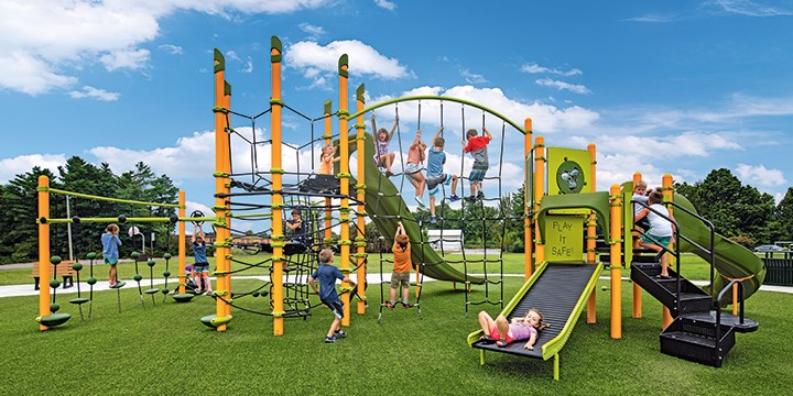 Playgrounds & Designs
