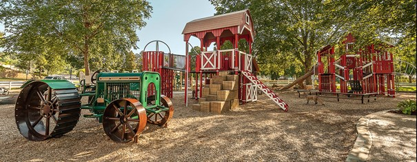 Minnesota's Coolest Playgrounds
