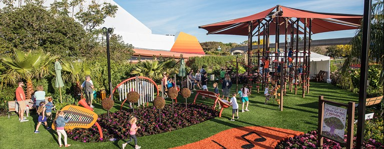 Smart Play®: Loft 2-5 Debuts at EPCOT® International Flower & Garden Festival
