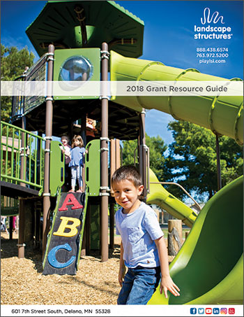2018 Playground Grant Resource Guide