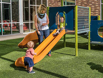 Early Childhood Playgrounds Landscape Structures Inc