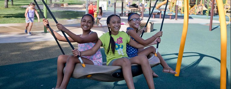 Funding & Grants for Parks & Recreation Playgrounds