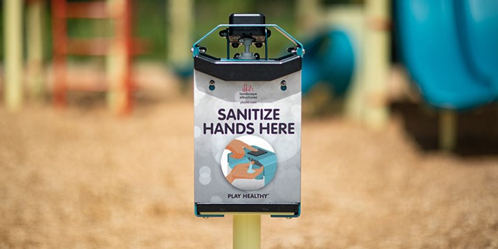 Play Healthy™ Hand Sanitizing Station