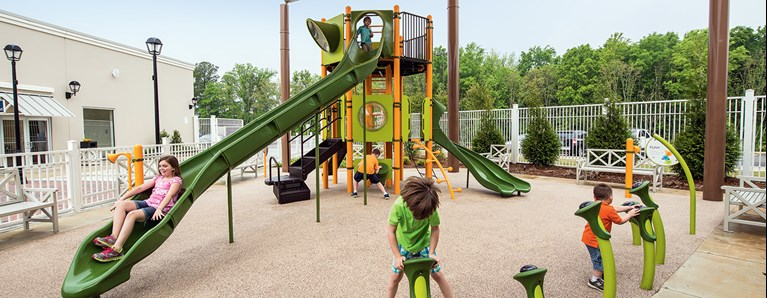 PlayBooster® Playgrounds