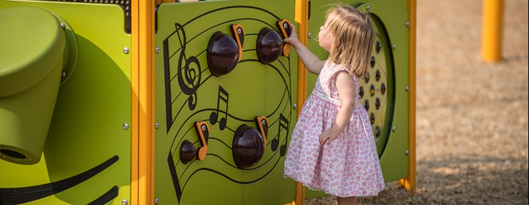 Playground Panels and Enclosures
